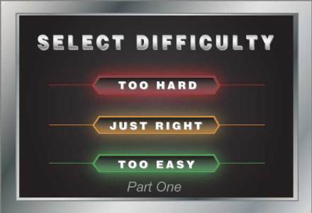 SELECT-DIFFICULTY